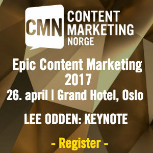 Epic Content Marketing Oslo