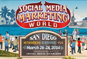 Social Media Marketing World 2014