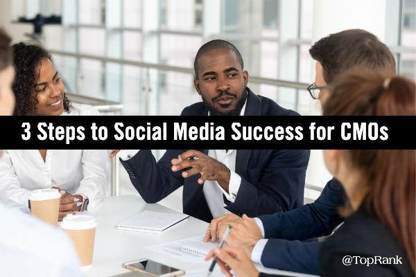 Social Media CMOs