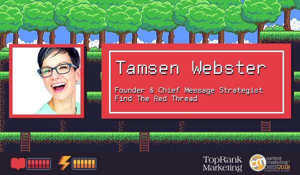 CMWorld Interview: How Tamsen Webster Drives Irresistible Change in Marketing