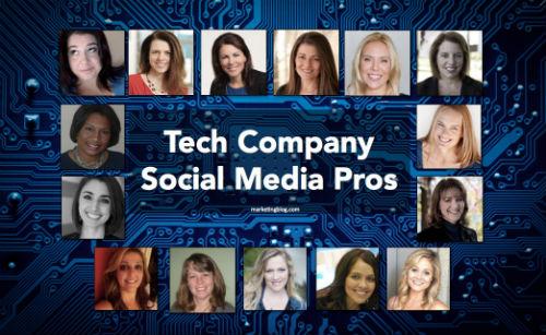 Women in Tech Social Media