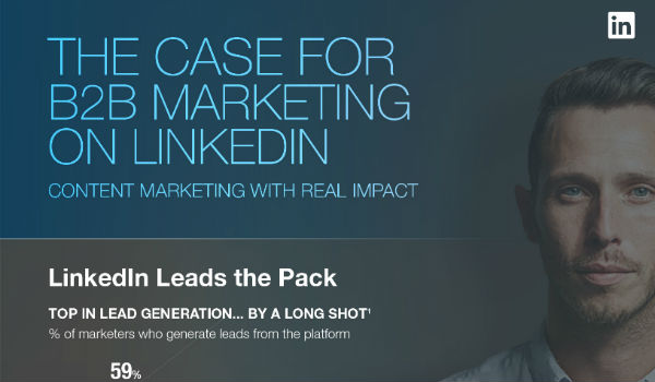 Online Marketing News: B2B Case for LinkedIn, The State of Content & Ranking Factors Study