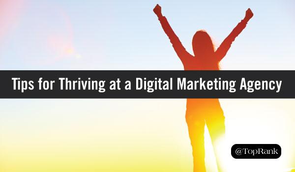 Digital Marketing Agency Life