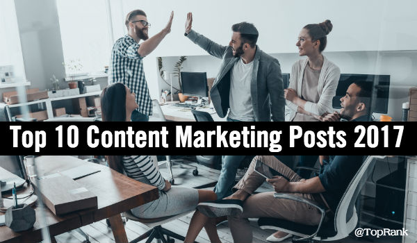 top content marketing posts