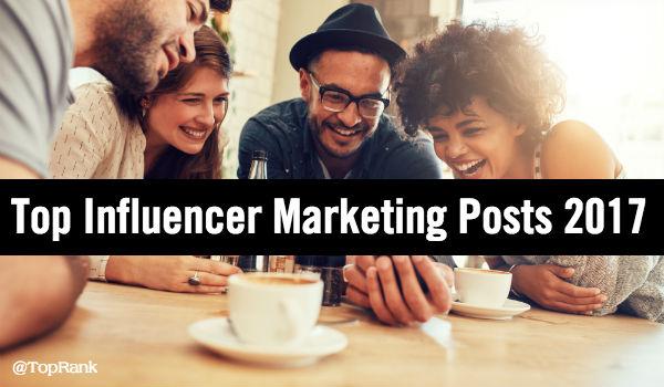 Top Influencer Marketing Posts
