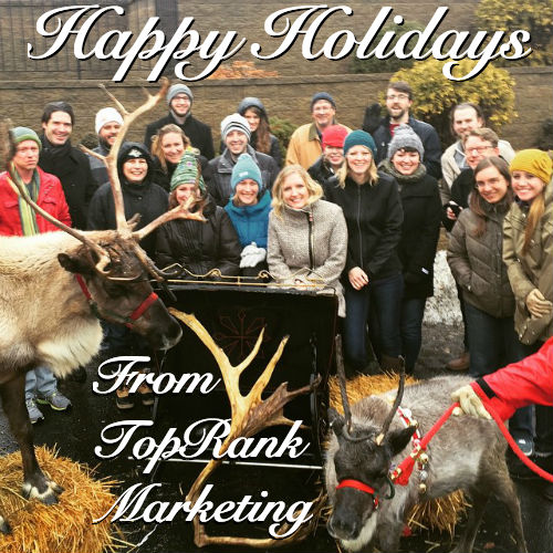 Happy Holidays TopRank