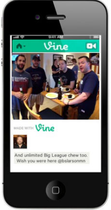 TopRank on Vine