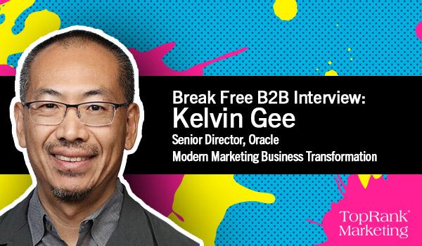 Kelvin Gee Break Free B2B Image