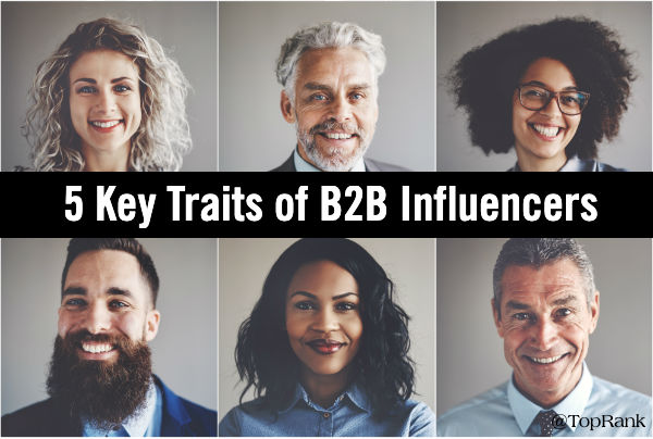 Traits B2B Influencers