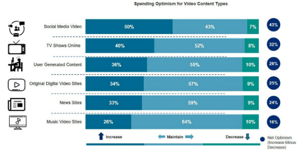 video ad spending