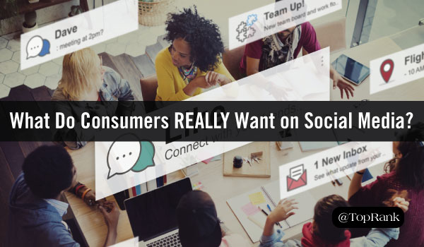 Does Snark = Sales? What Consumers REALLY Want from Brands on Social Media