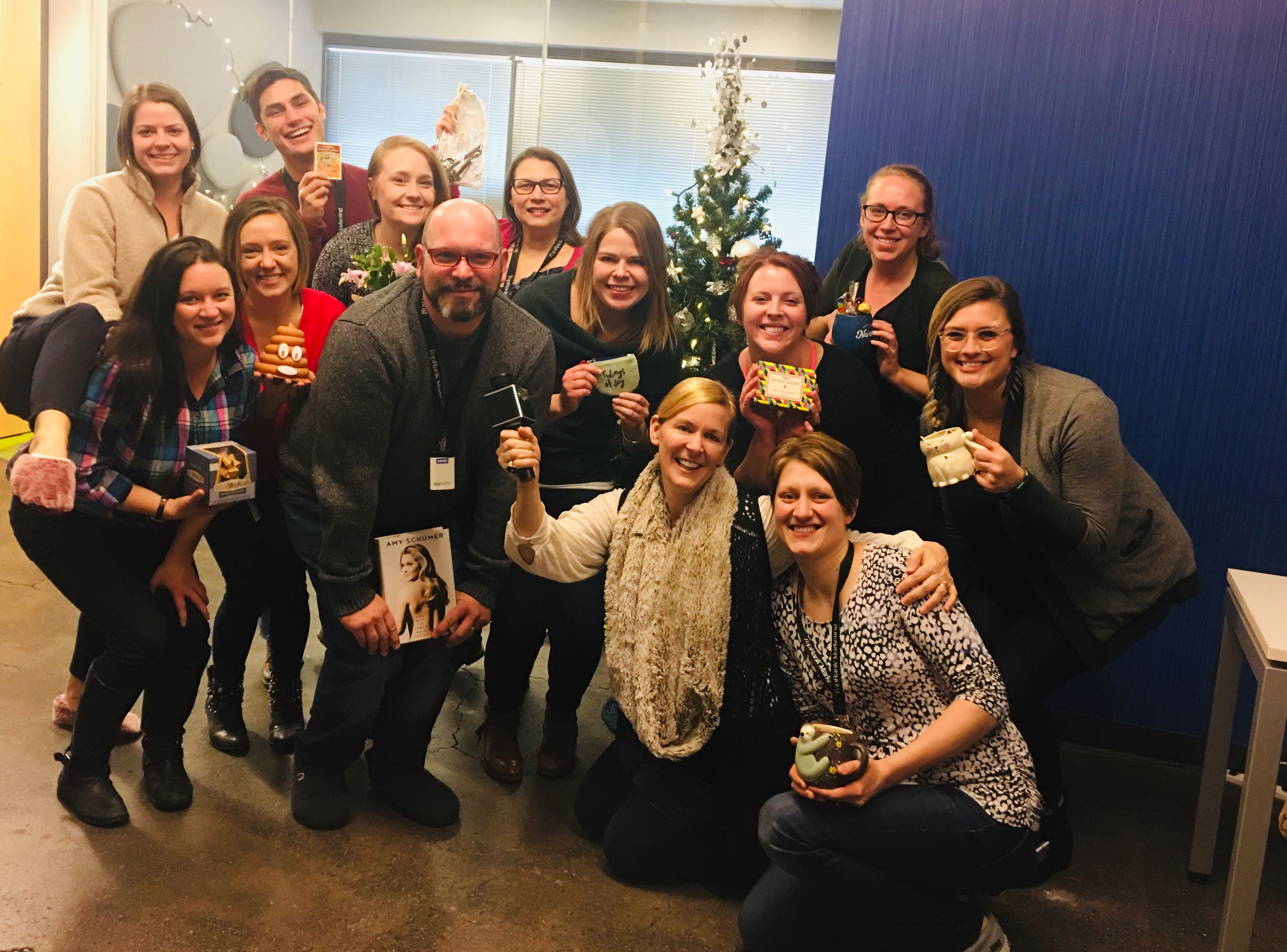 TopRank Marketing White Elephant Gift Exchange